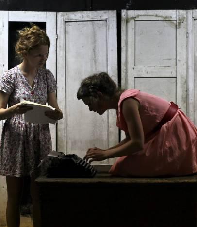 Melanie a Anne